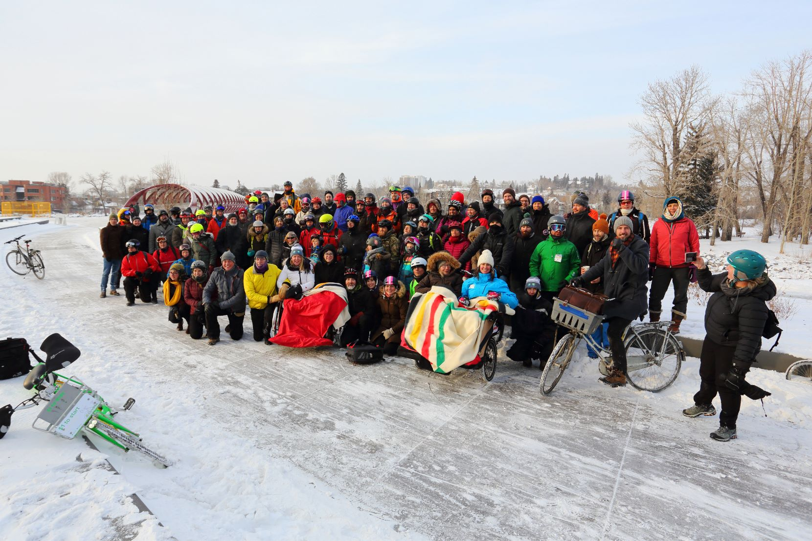 Image result for Calgary Winter Cycling congress